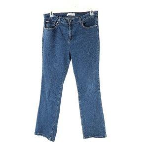 Sz 14 Tommy Hilfiger Boot Cut Jeans